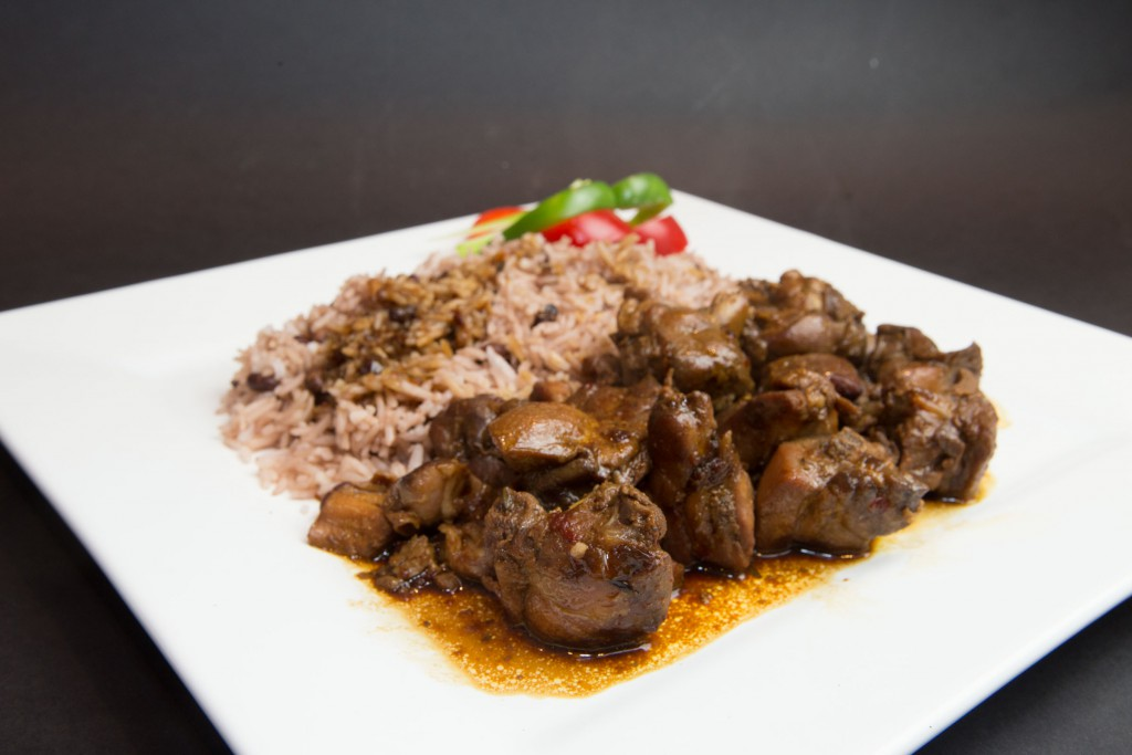 MAIN BROWN STEW CHICKEN