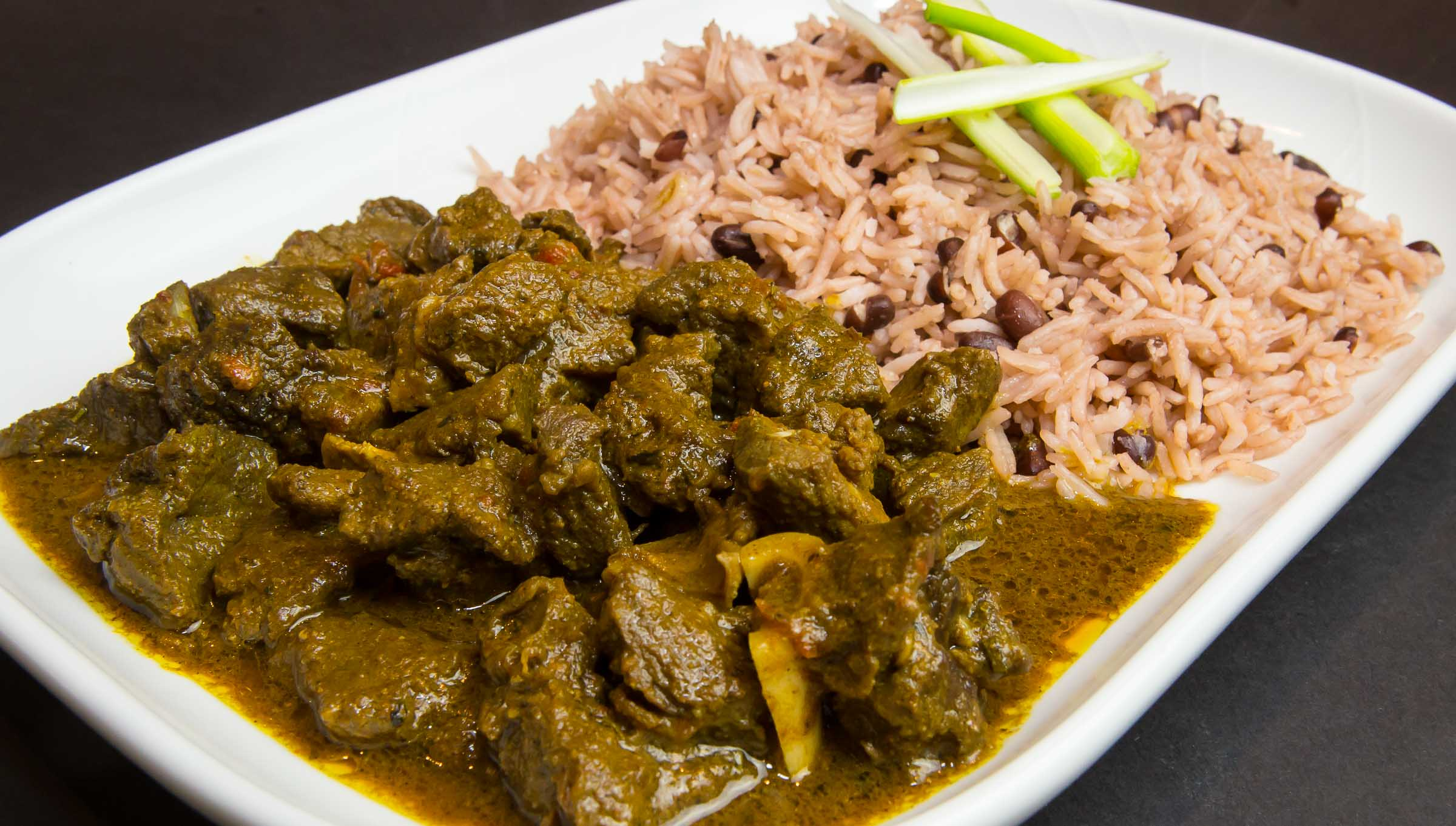 MAIN CURRY GOAT