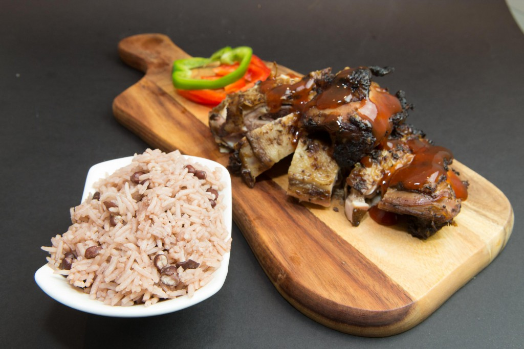 MAINS JERK CHICKEN